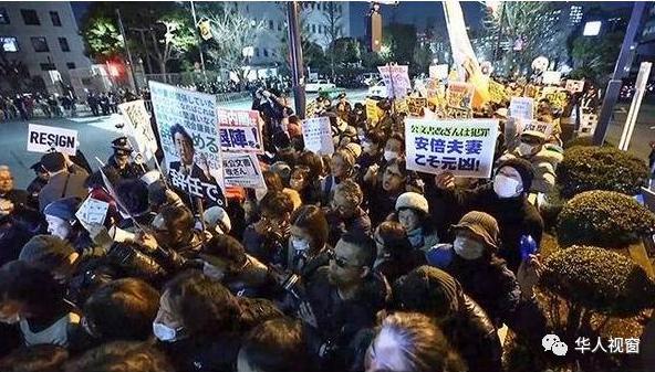 """安倍政府深陷""""森友""""丑闻:""""忖度""""漩涡中的日本政官关系"""