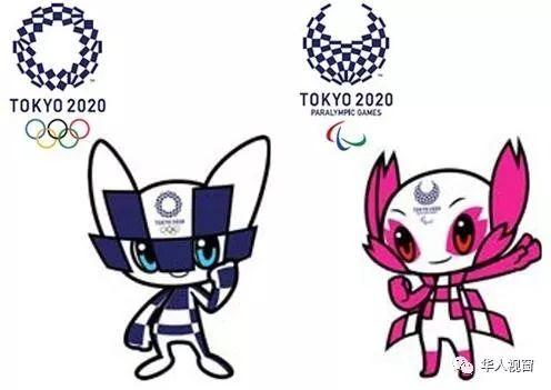 2020年日本奥运吉祥物确定,备受海外好评