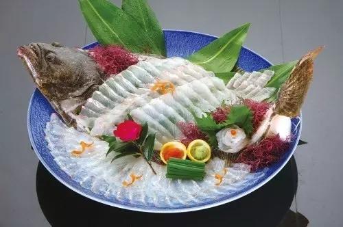 警钟:在日本吃这种生鱼片一定要注意,不然会中毒!