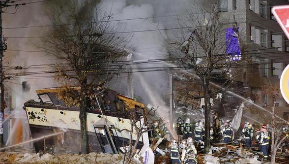 日本札幌一餐厅爆炸致42人受伤 中领馆通报暂无中国公民伤亡